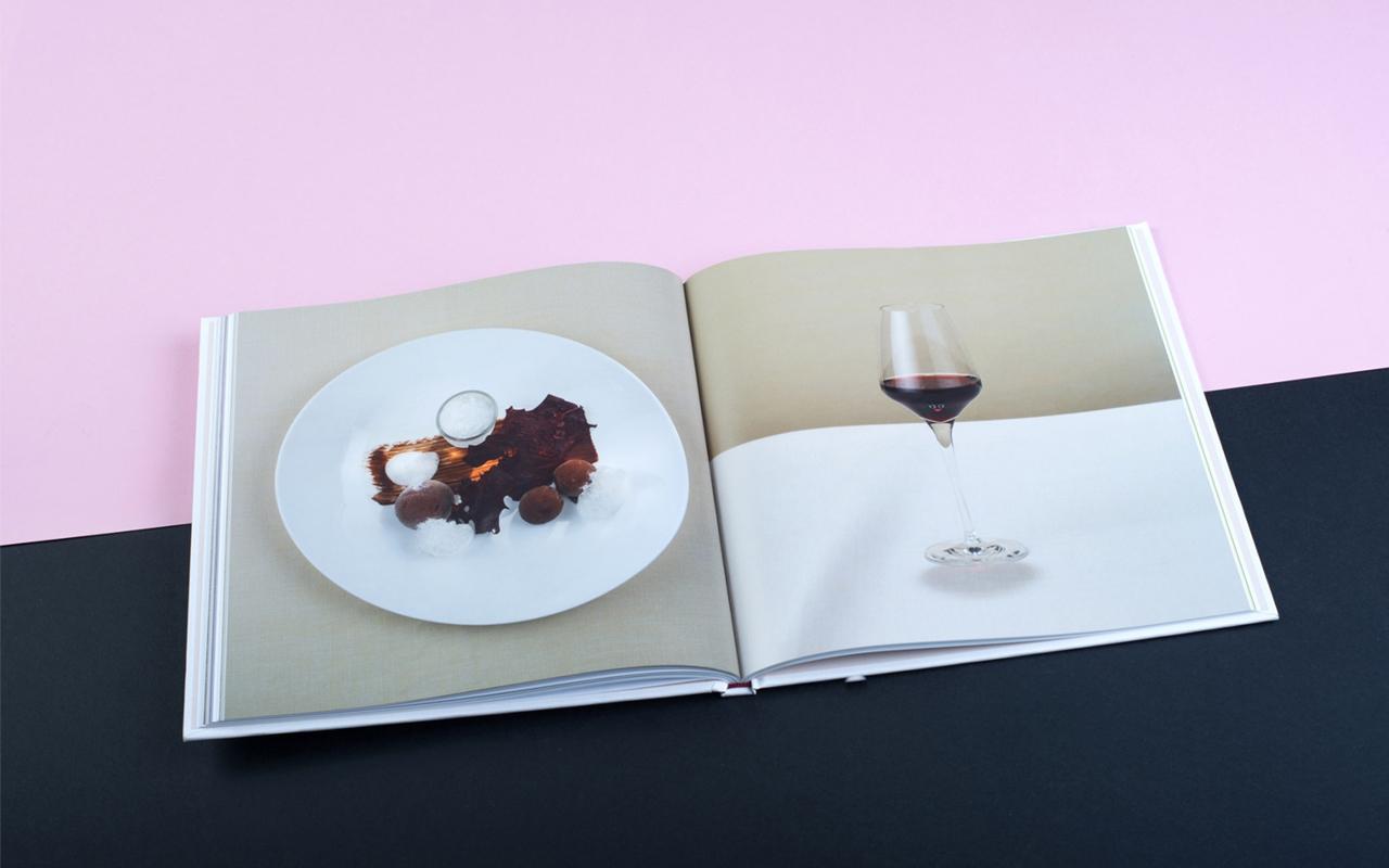 Jens Mittelsdorf - Büro für Gestaltung Aus Liebe zum Magen – Spannendes aus Kochkunst und Wissenschaft → Editorial Design
