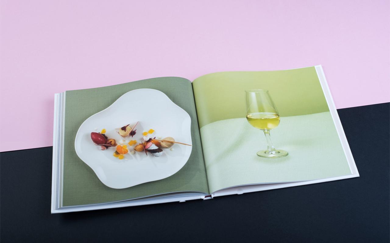 Jens Mittelsdorf Büro für Gestaltung Aus Liebe zum Magen – Spannendes aus Kochkunst und Wissenschaft → Editorial Design, Bildkonzept