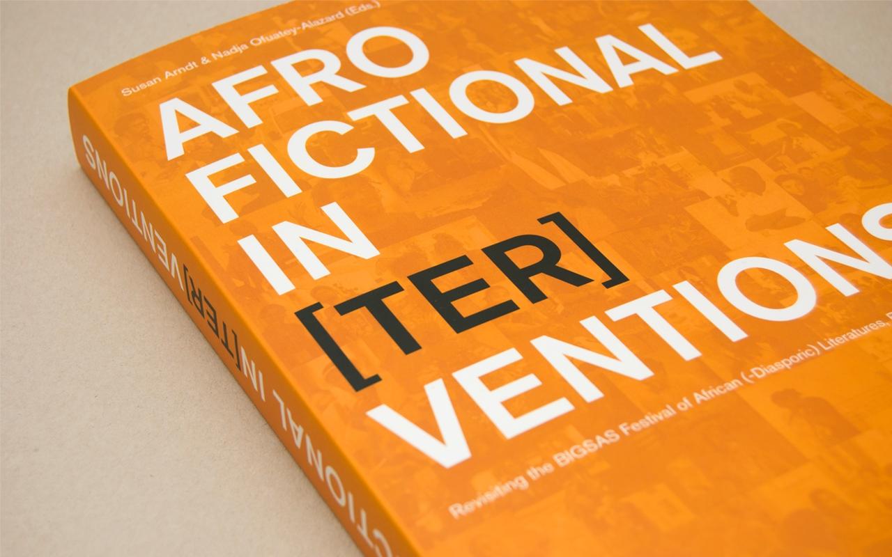 Jens Mittelsdorf Büro für Gestaltung BIGSAS – Festival of African Literatures → Editorial Design, Buchgestaltung, Dokumentation