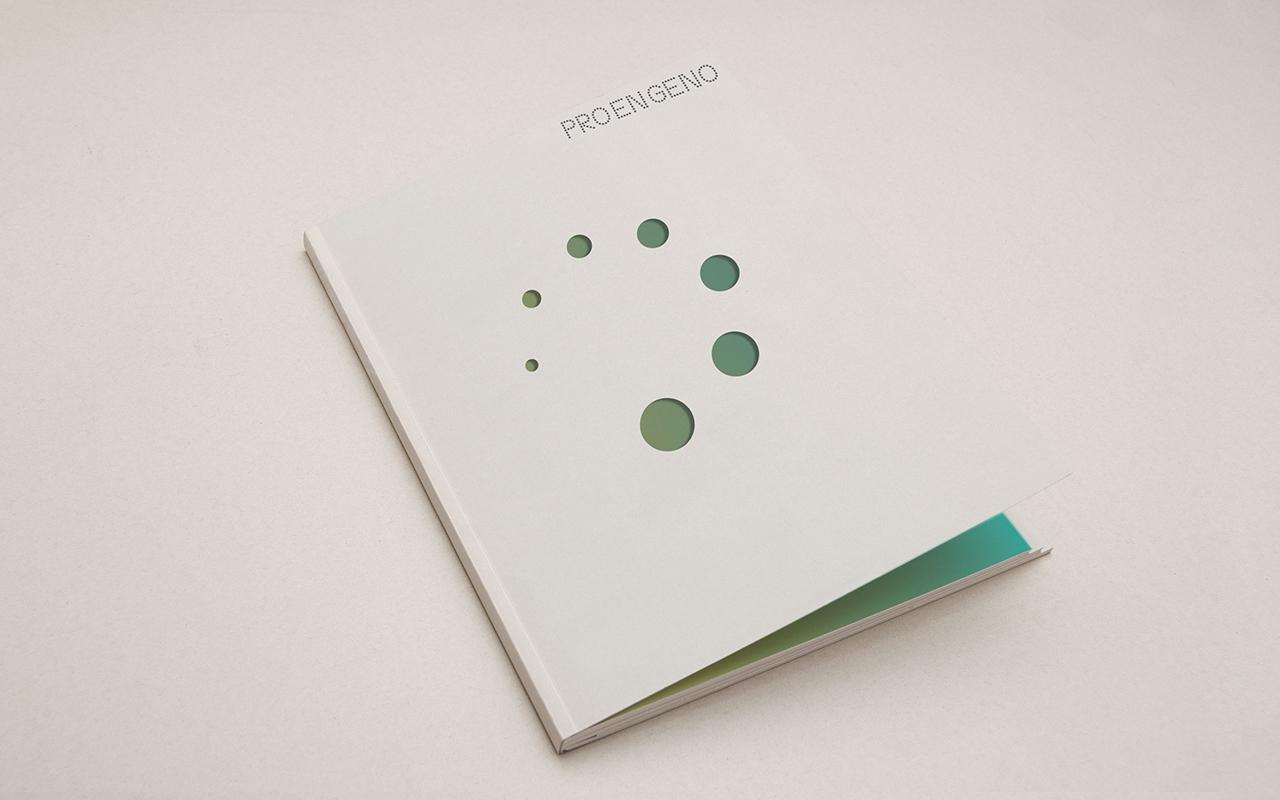 Jens Mittelsdorf - Büro für Gestaltung PRO EN GENO → Corporate Identity (Wettbewerbsentwurf)
