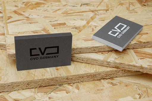 Jens Mittelsdorf Büro für Gestaltung CVO Germany → Corporate Design, Geschäftspapiere, Printmedien, Webseite