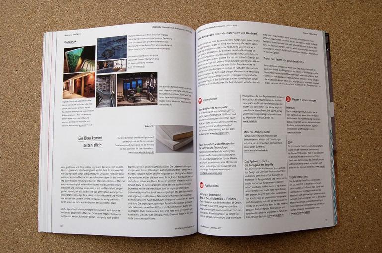 Designbüro Mittelsdorf Ladenbau → Editorial Design, Magazin, Piktogramme, Informationsgrafiken