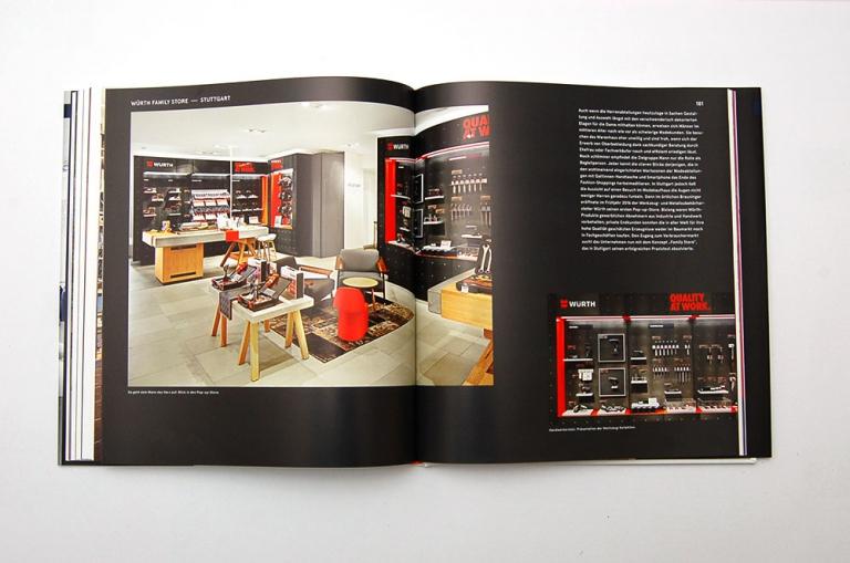 Jens Mittelsdorf - Büro für Gestaltung Store Book 2017 → Editorial Design