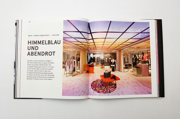 Designbüro Mittelsdorf Store Book 2017 → Editorial Design, Buchgestaltung