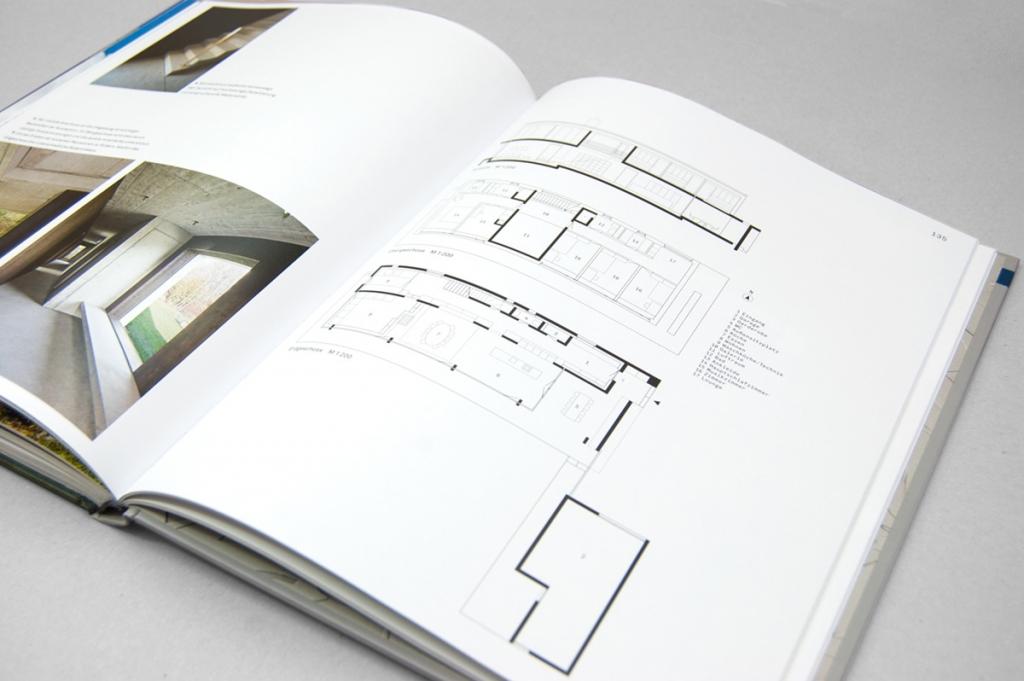 Designbüro Mittelsdorf Die besten Einfamilienhäuser aus Beton → Editorial Design, Typografie, Grafikdesign