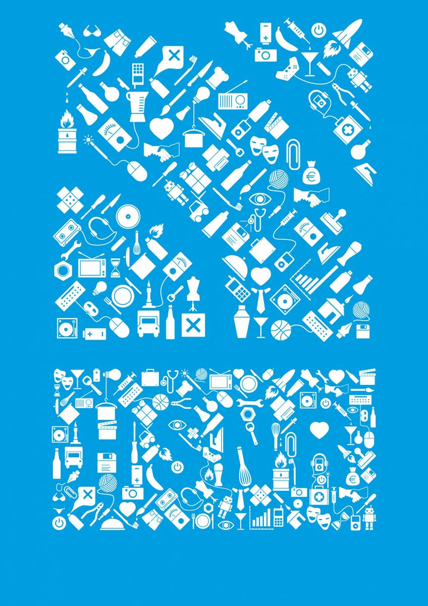 Designbüro Mittelsdorf Hochschule Niederrhein → Piktogrammsystem, Grafikdesign